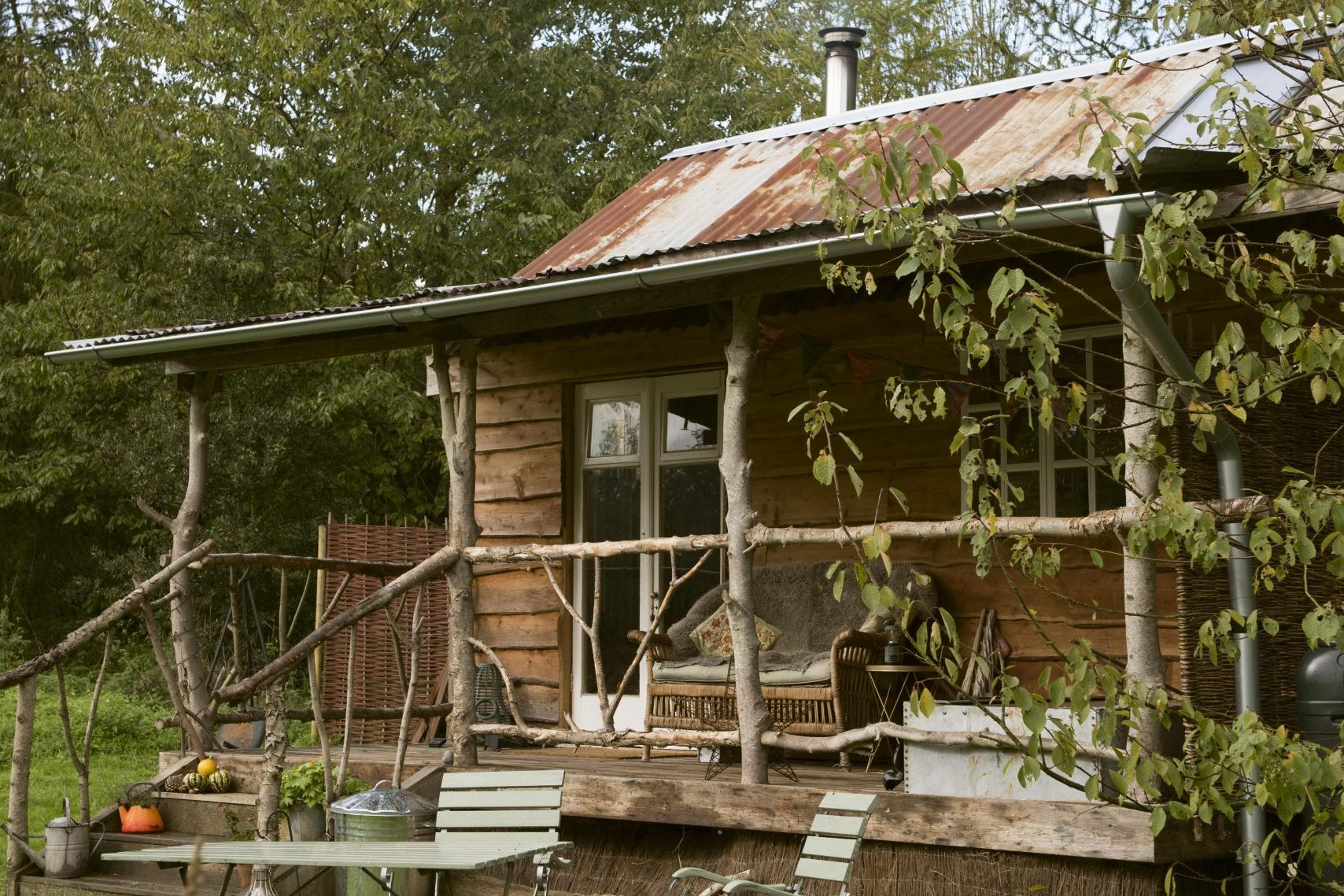 Albion Nights Eco Glamping Cabin Norfolk