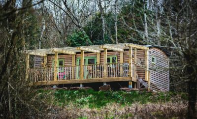 Cool Cabins in the UK